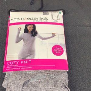 Warm Essentials Cozy Knit Warm Layers